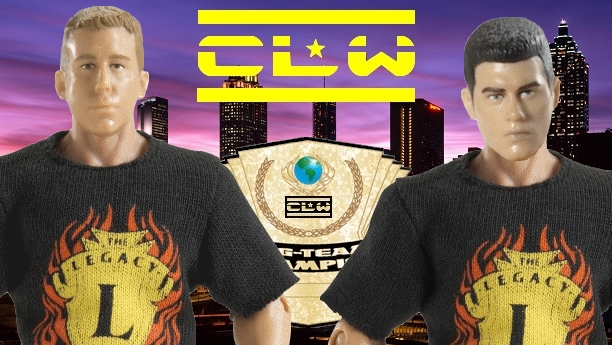 24- The Legacy (Cody Rhodes & Ted DiBiase Jr.) - WWE