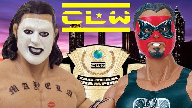 05-  Lucha Warriors (Lizmark Jr. & Charly Manson) - AAA-WCW