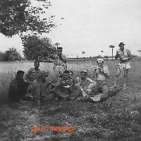 Cantonnement de Neak Luong 1949 Mini_151115053253436476