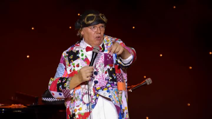 Roy 'Chubby' Brown Hangs Up The Helmet Live image
