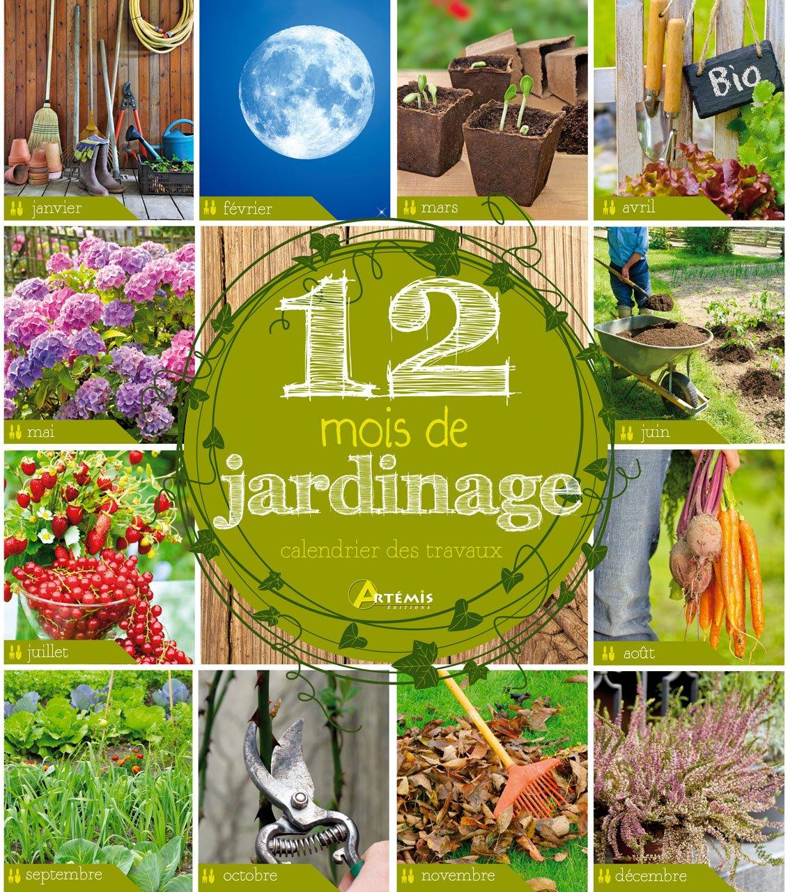 12 mois de jardinage : calendrier des travaux