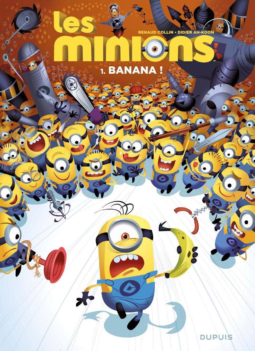 Les Minions - Tome 1 : Banana !