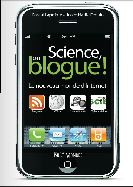 Science- on blogue ! : Le nouveau monde d'Internet