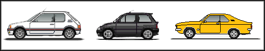 [Victor205]  GTI modifiée (sans tuning)  - Blanc meije - 84 151122073541126477