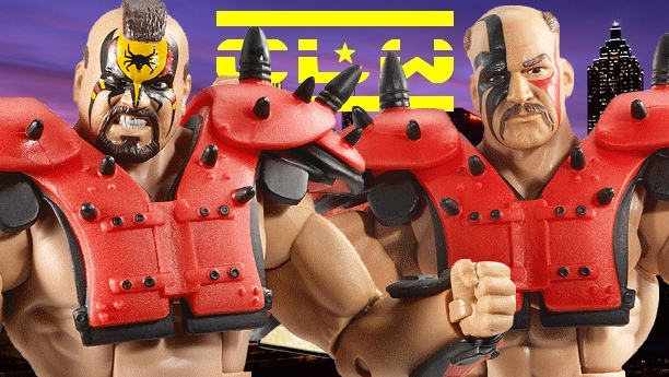11- Road Warriors (Animal & Hawk) - WCW