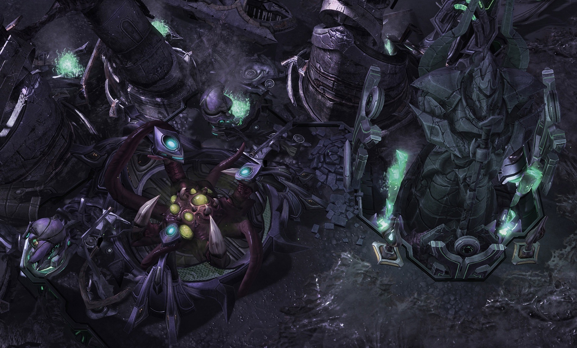 Starcraft II: Legacy of the Void image 3