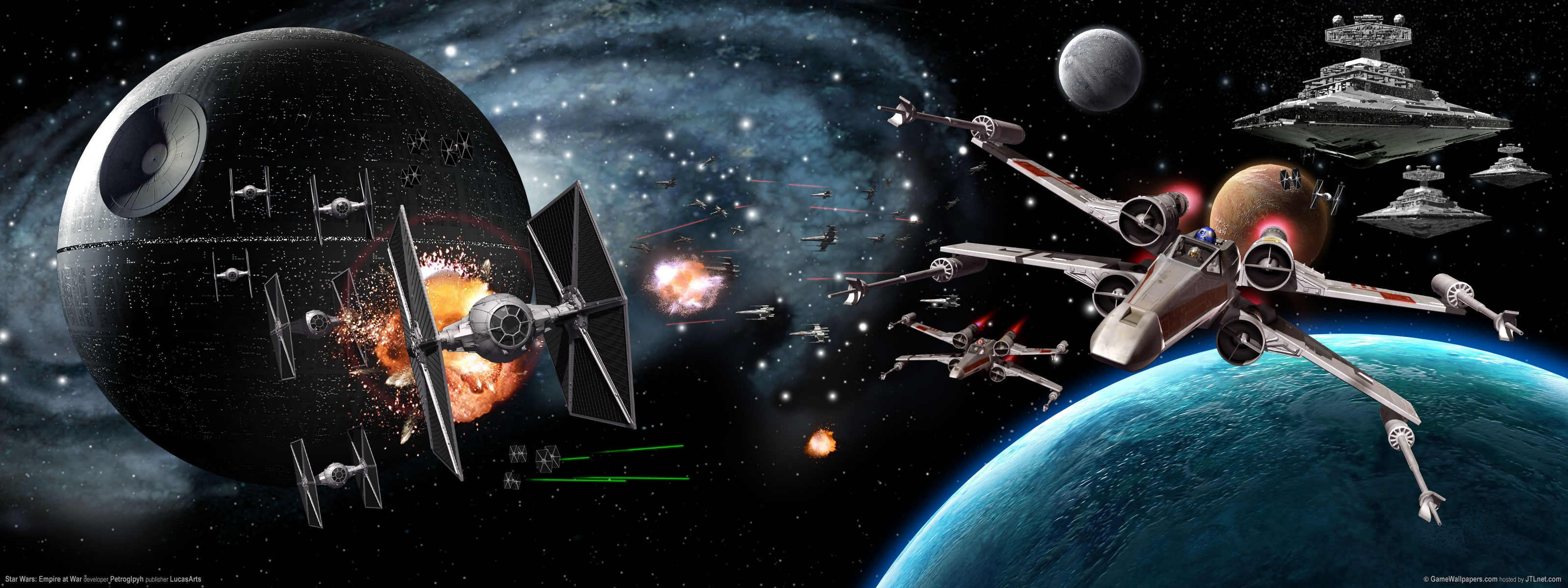 -Star-Wars-Death-Star-X-wing-Tie-Fighters-Star-Destroyers-Fresh-New-Hd-Wallpaper--