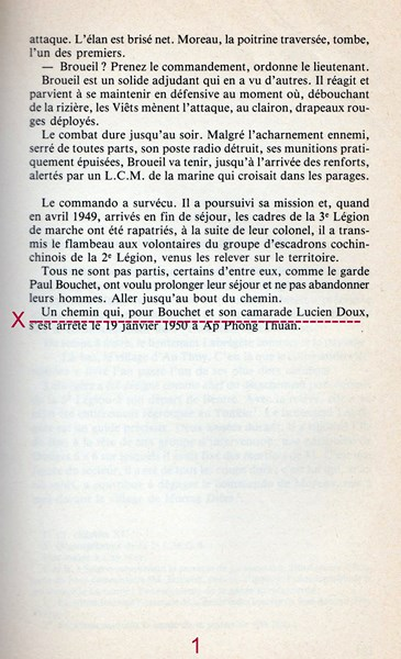 "le livre d'Erwan Bergot ""Gendarmes au combat) Indochine 1945-1955 151127061027619712"