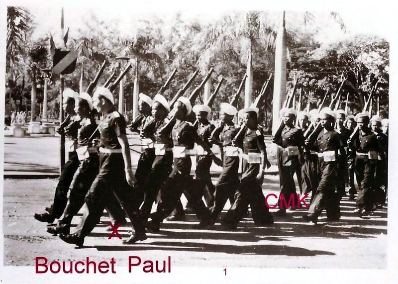 "le livre d'Erwan Bergot ""Gendarmes au combat) Indochine 1945-1955 15112706103424131"