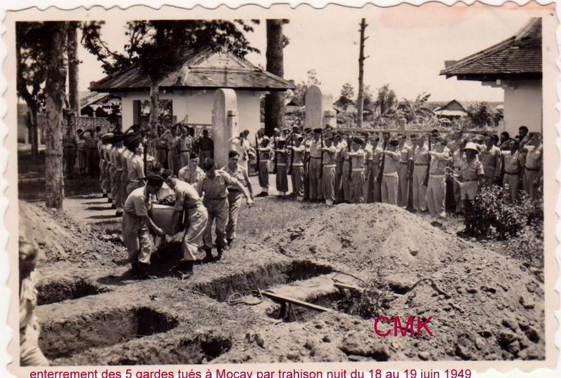 "le livre d'Erwan Bergot ""Gendarmes au combat) Indochine 1945-1955 15112706104119729"