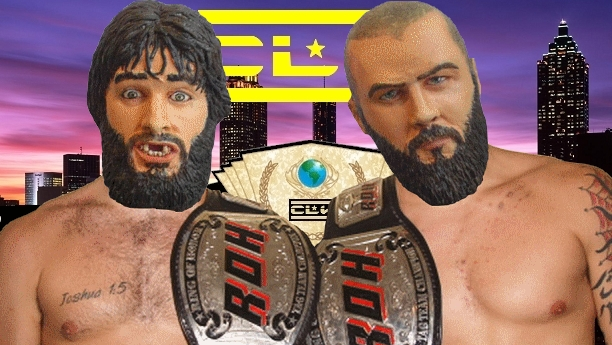 01- The Briscoe Brothers (Mark Briscoe & Jay Briscoe) – ROH