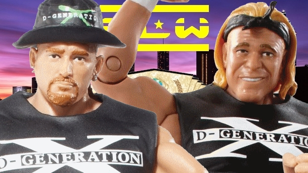 10- The New Age Outlaws (Road Dogg & Billy Gunn) - WWE