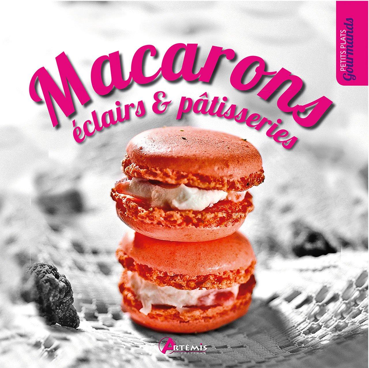 Macarons : éclairs et patisseries