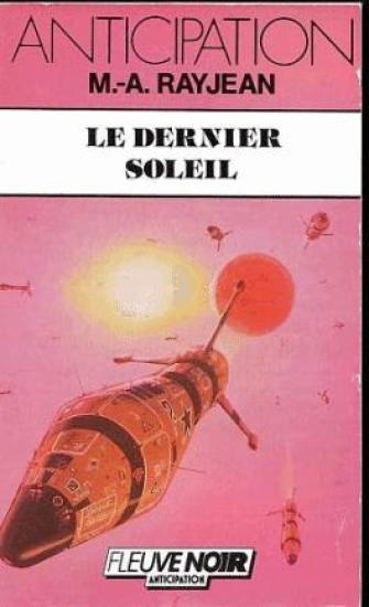 Le dernier soleil M-A Rayjean