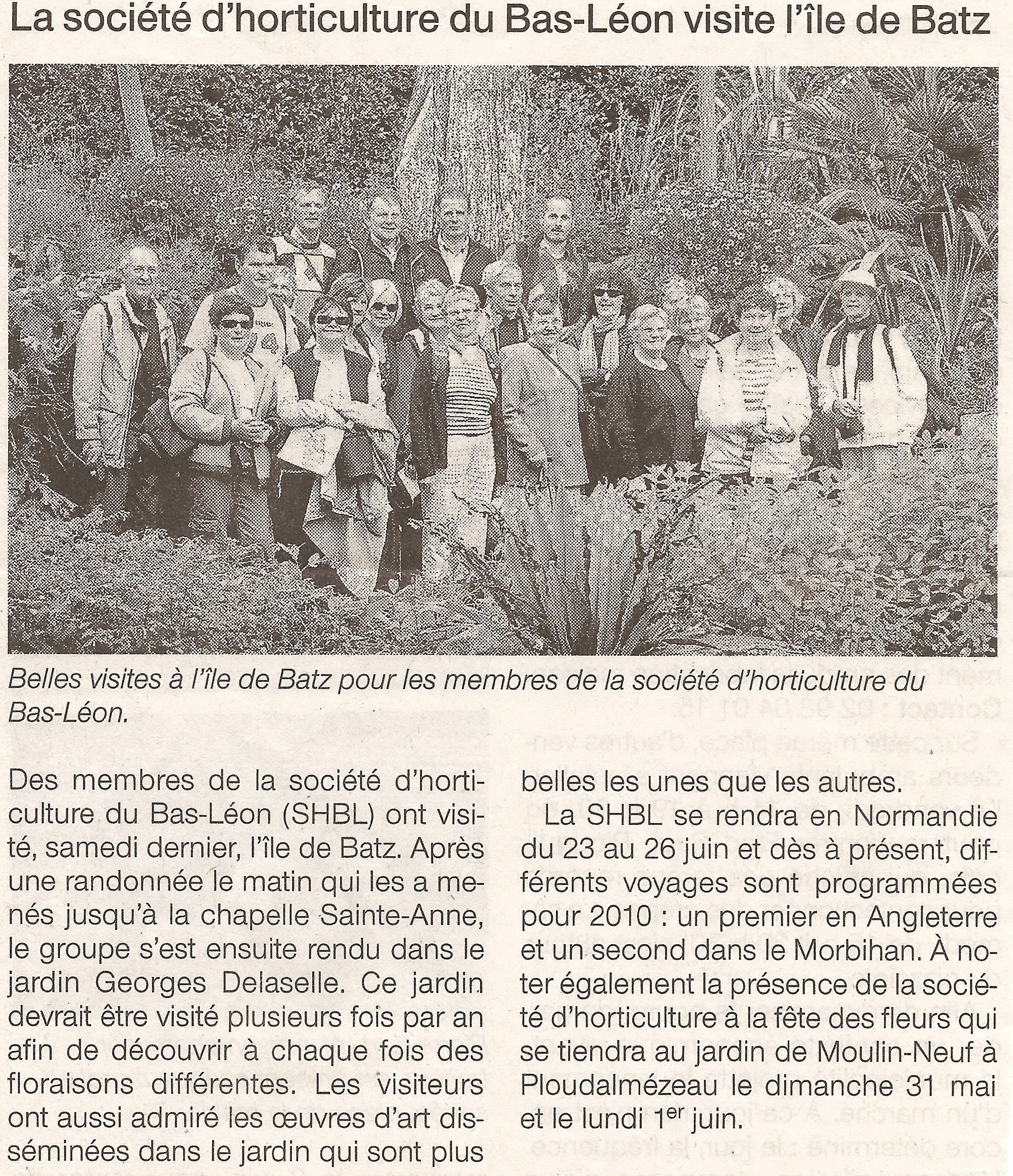 2009 05 28 Ouest France