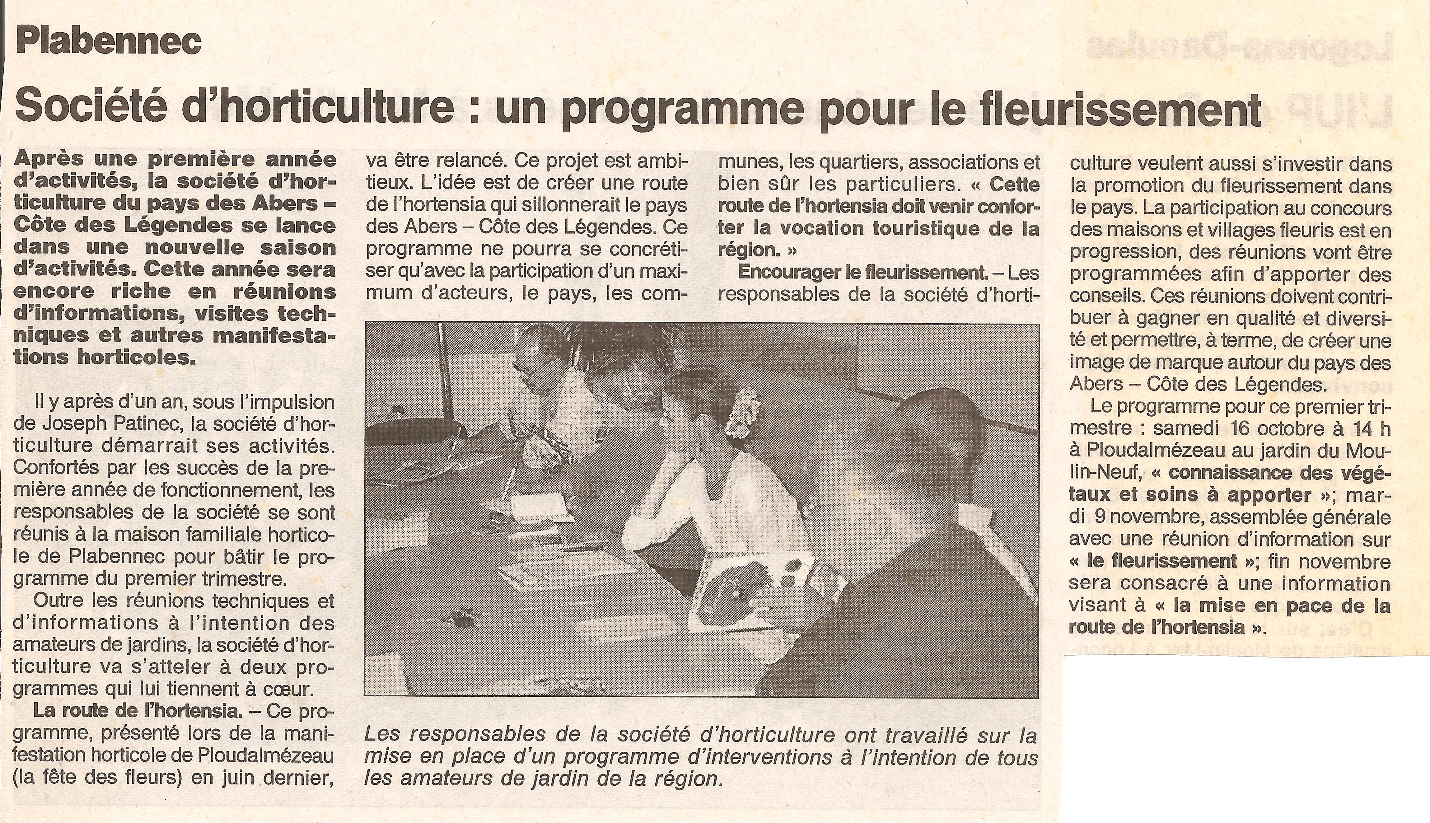 1999 09 20 Ouest France