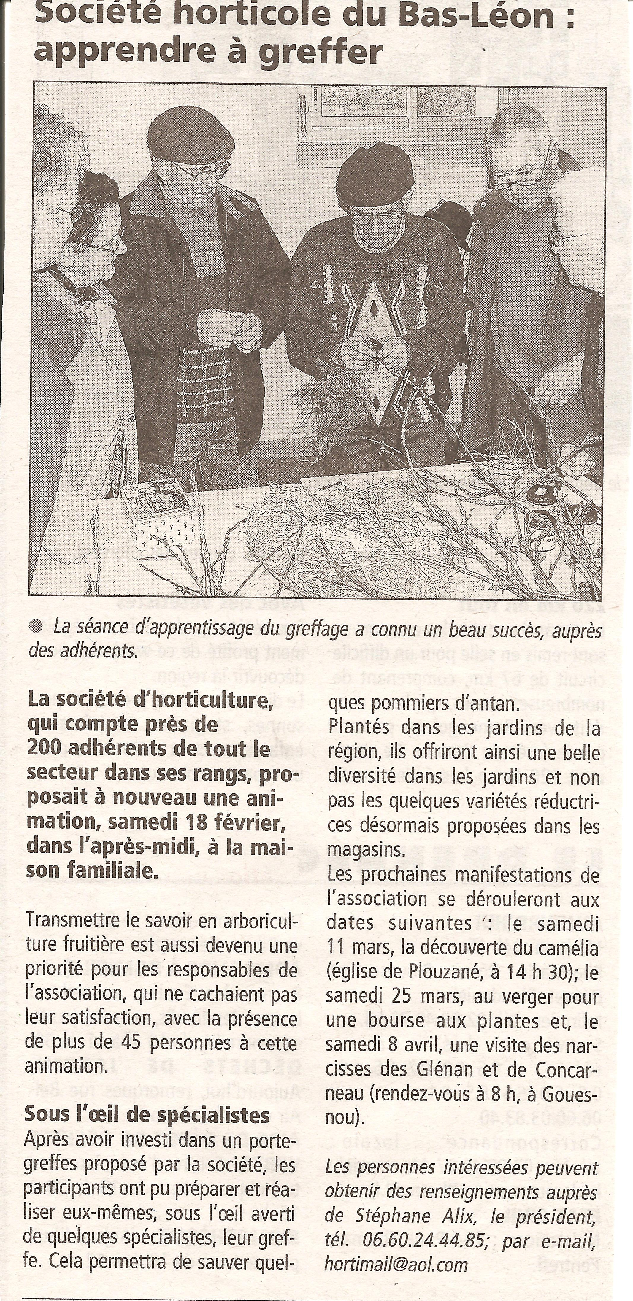 2006 02 25 le telegramme