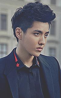 Wu Yi Fan aka Kris ( EXO) 151203050850630037
