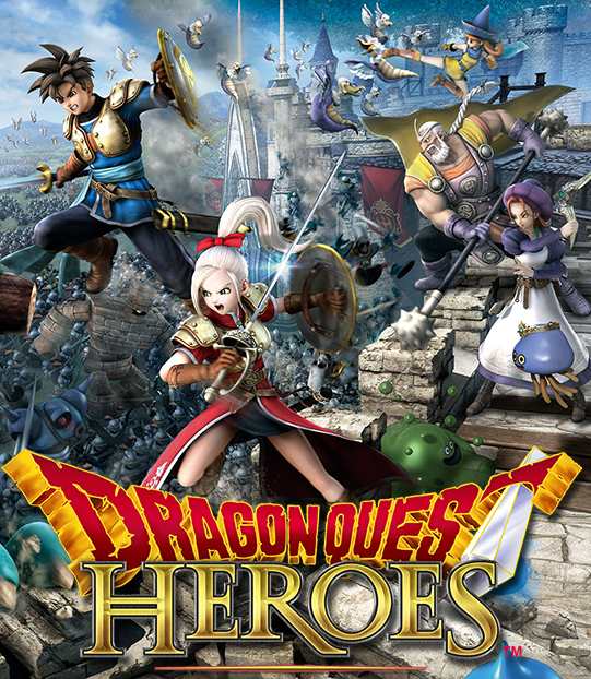 Poster for Dragon Quest Heroes Slime Edition