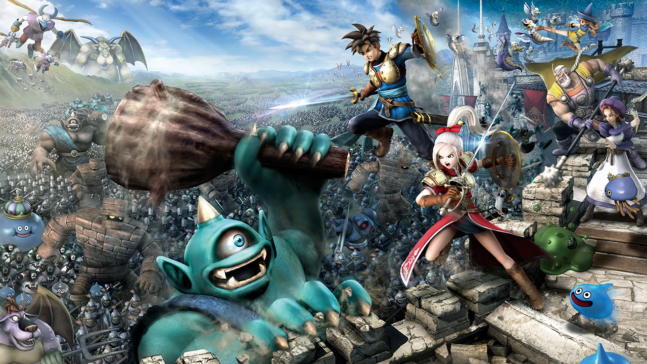 Dragon Quest Heroes Slime Edition image 1