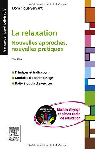 la relaxation : Nouvelles approches- nouvelles pratiques