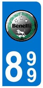 Mon nouveau jouet : Benelli TreK 899 15120608262856328