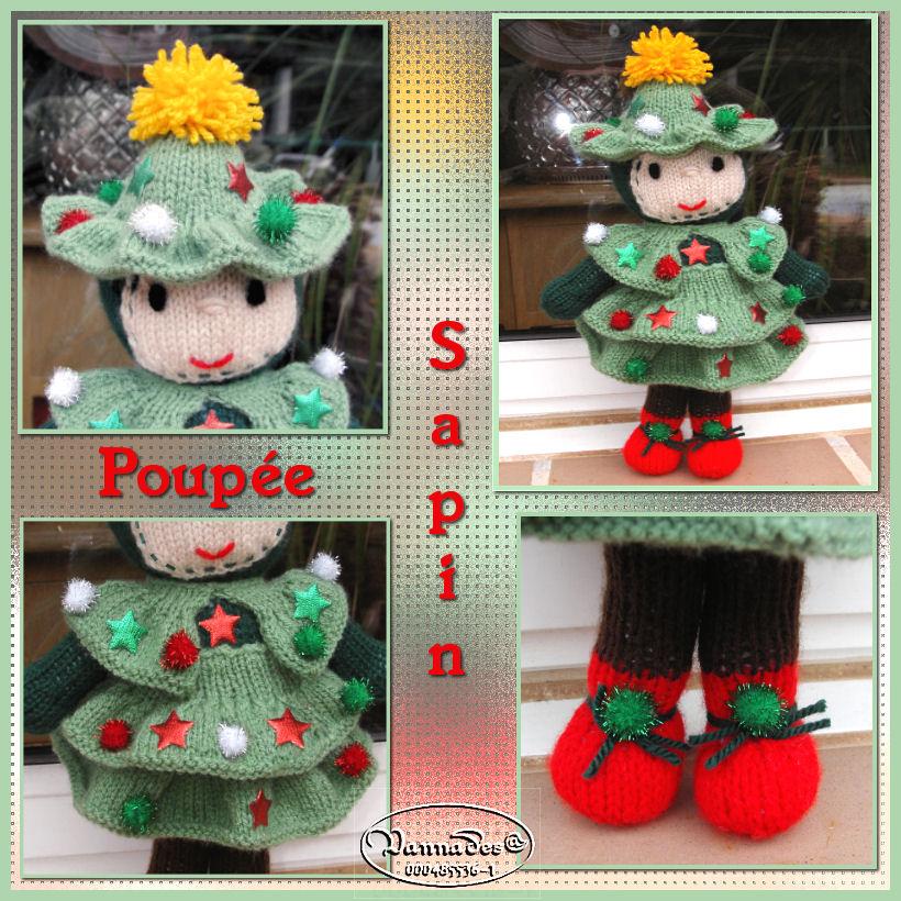 Poupée Sapin ♥♥♥ 151207101336389038