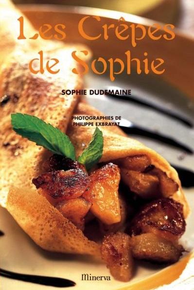 Les Crêpes de Sophie - Sophie Dudemaine