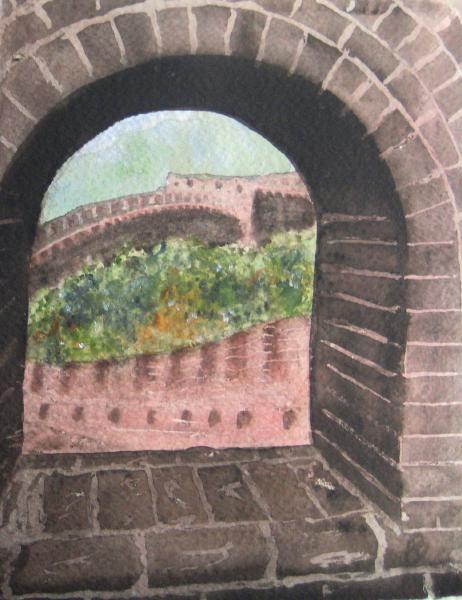 Muraille de Chine (2).