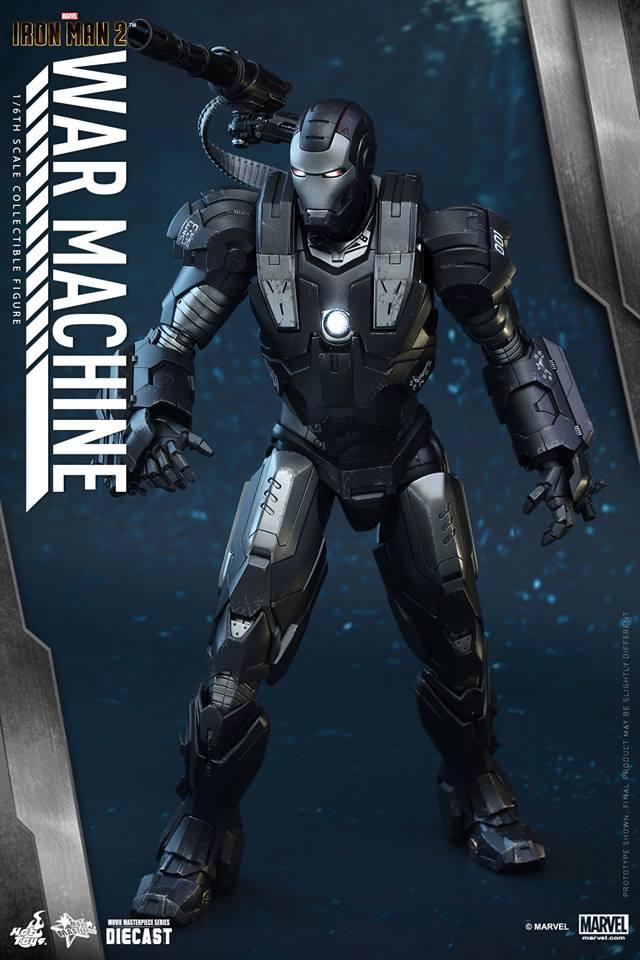 IRON MAN 2 - WAR MACHINE 2.0 (MMS331DC13) 151209093932588435