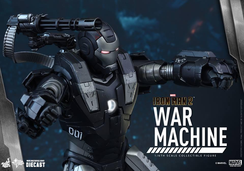 IRON MAN 2 - WAR MACHINE 2.0 (MMS331DC13) 151209093934145558