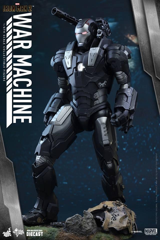 IRON MAN 2 - WAR MACHINE 2.0 (MMS331DC13) 151209093934736112