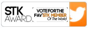 Award: Le STK préféré des français / The favourite STK member of the world  151210024931315724