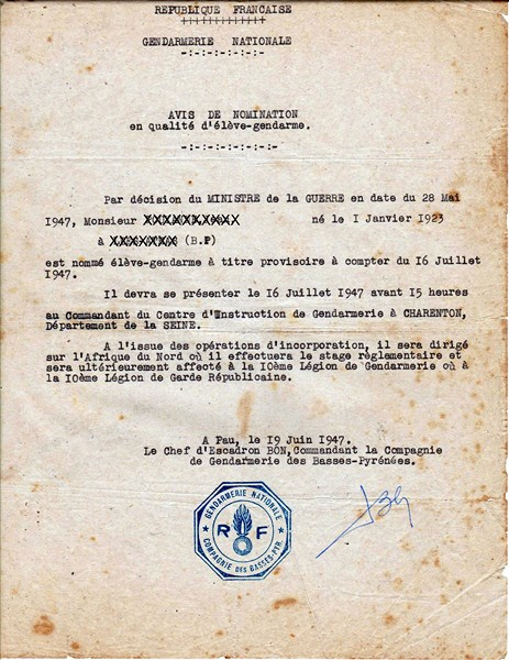 Stage de cheval en Algérie (1947) 151212103912881582