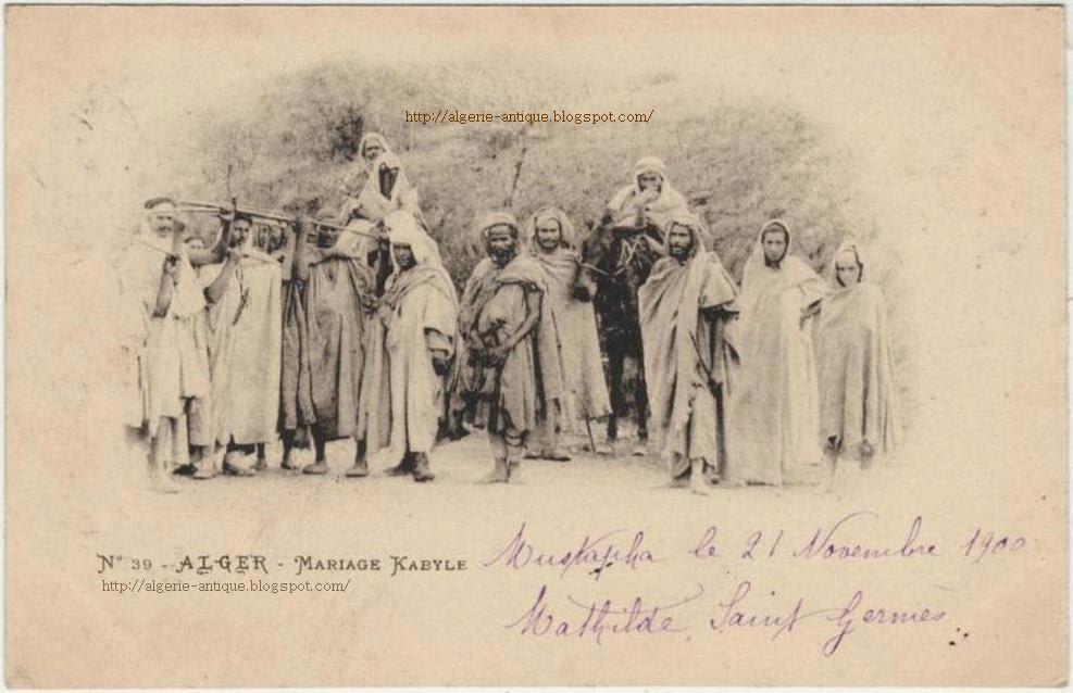 Cherche homme kabyle pour mariage 2015