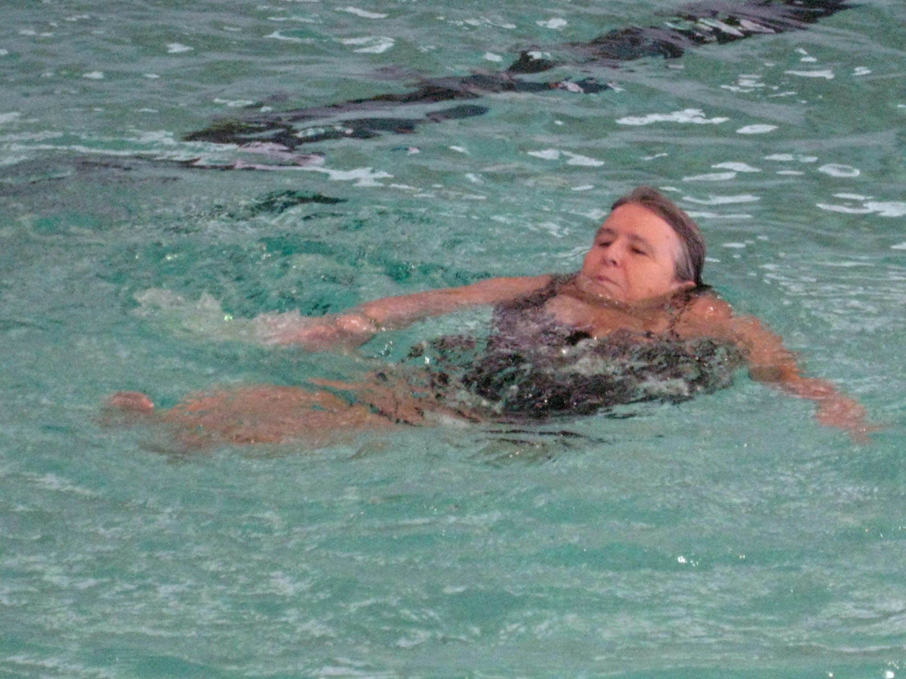 Mon endroit préféré - la piscine (photo) -