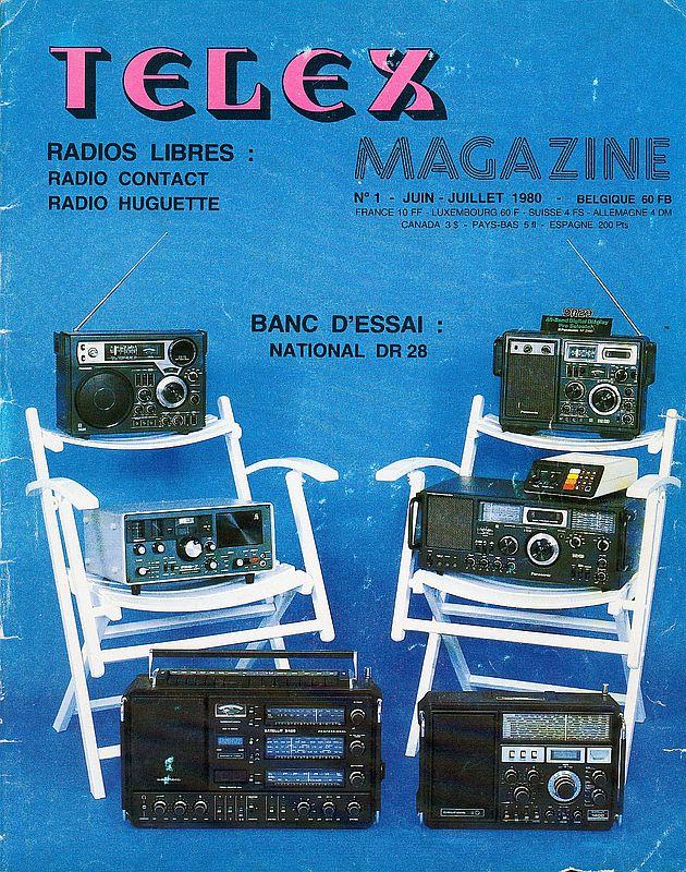 Les revues - Les clubs DX 15121509384022849