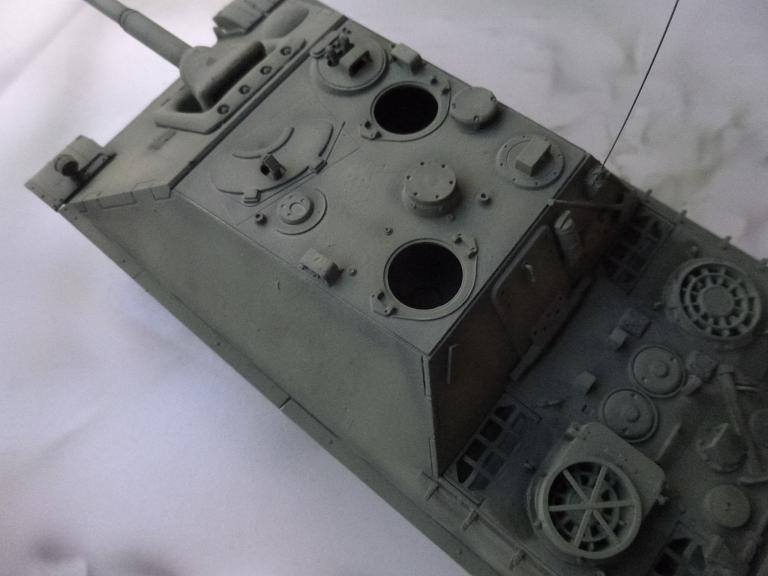 Jagdpanther fin de guerre 1945 - Dragon 1/35  151216032013224637