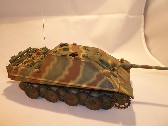Jagdpanther fin de guerre 1945 - Dragon 1/35  151217084156293915