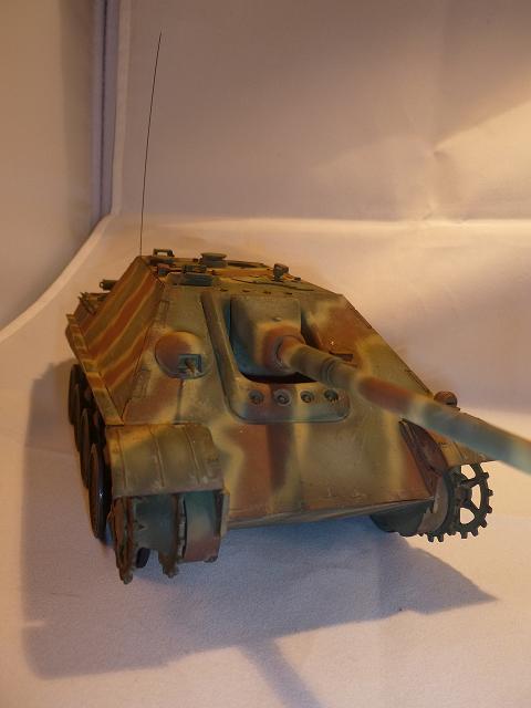 Jagdpanther fin de guerre 1945 - Dragon 1/35  151217084711956101