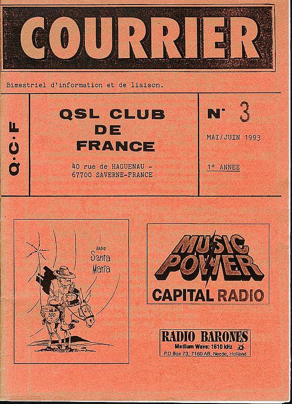 Les revues - Les clubs DX 15121710192823626