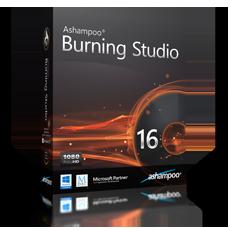 Poster for Ashampoo Burning Studio