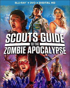Scouts Guide to the Zombie Apocalypse poster image