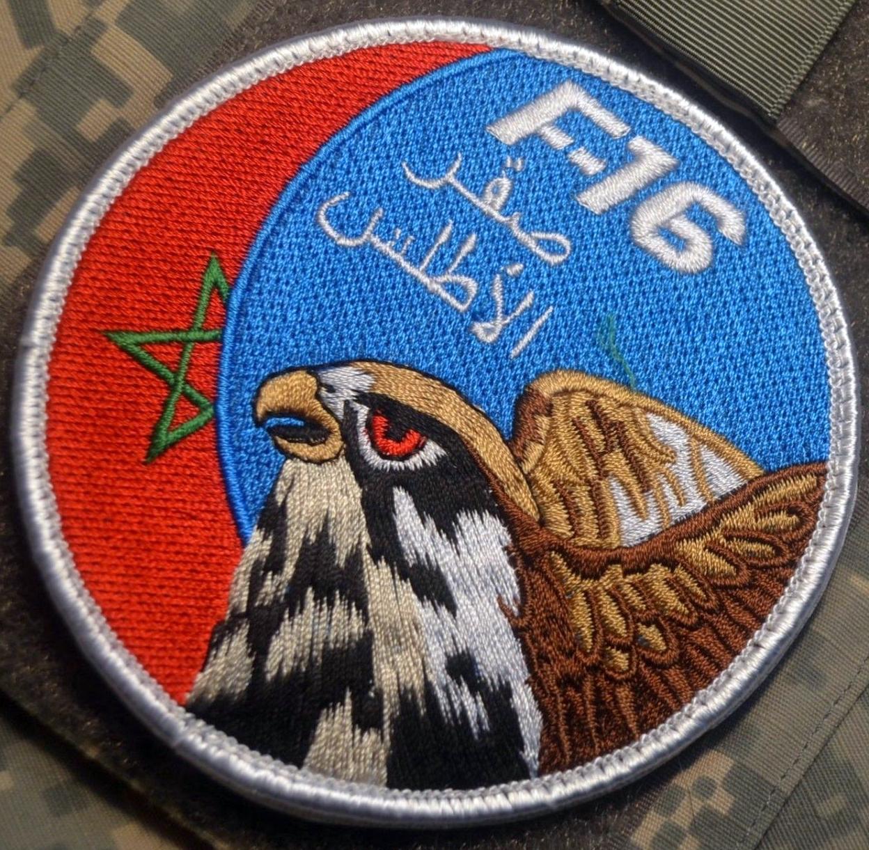 RMAF insignia Swirls Patches / Ecussons,cocardes et Insignes Des FRA - Page 5 151221091100152164