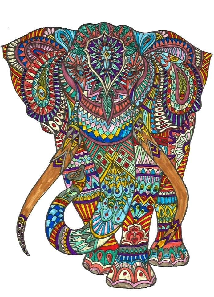 Mandala beau et difficile - Mandala beau et difficile ...