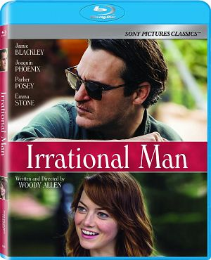 Irrational Man 2015 poster image
