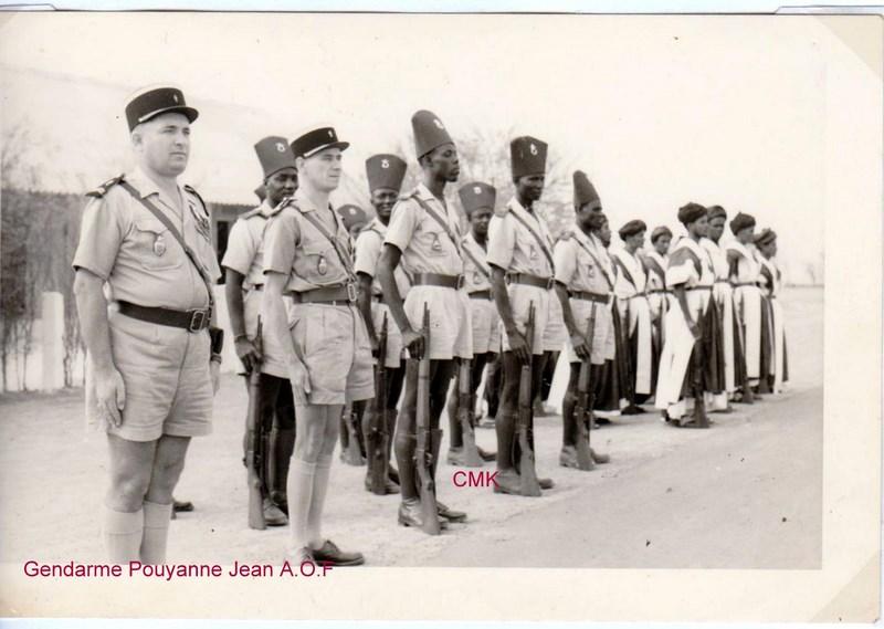Petit aperçu d'un gendarme en A.O.F en 1957/58 15122707093217950