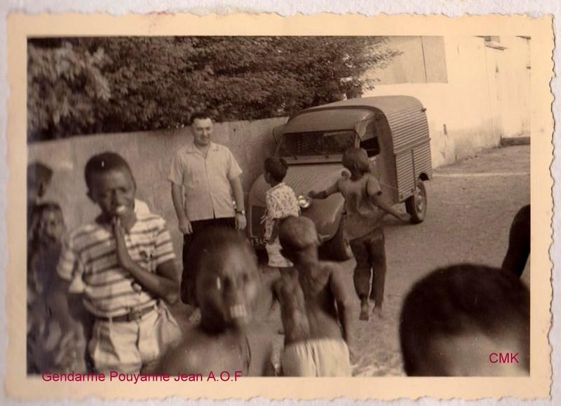 Petit aperçu d'un gendarme en A.O.F en 1957/58 151227070955318275