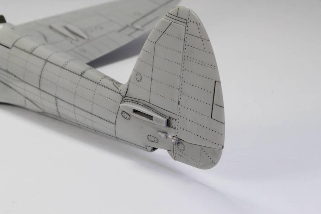 Spitfire F MK 22 , Eduard 1/48 .Limited édition ! 151229052529708107