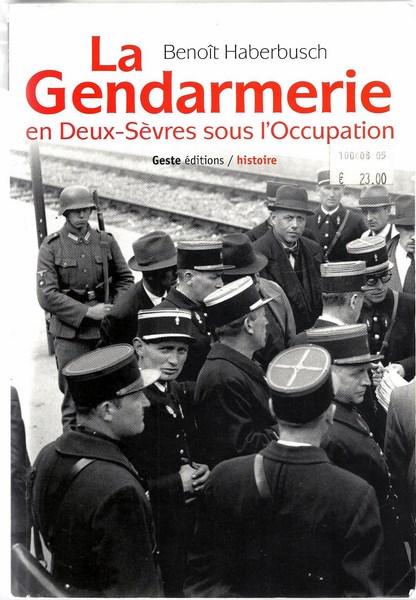 En l'honneur du Gendarme Paul Fergeault de Lezay (79120) 151229055817757814